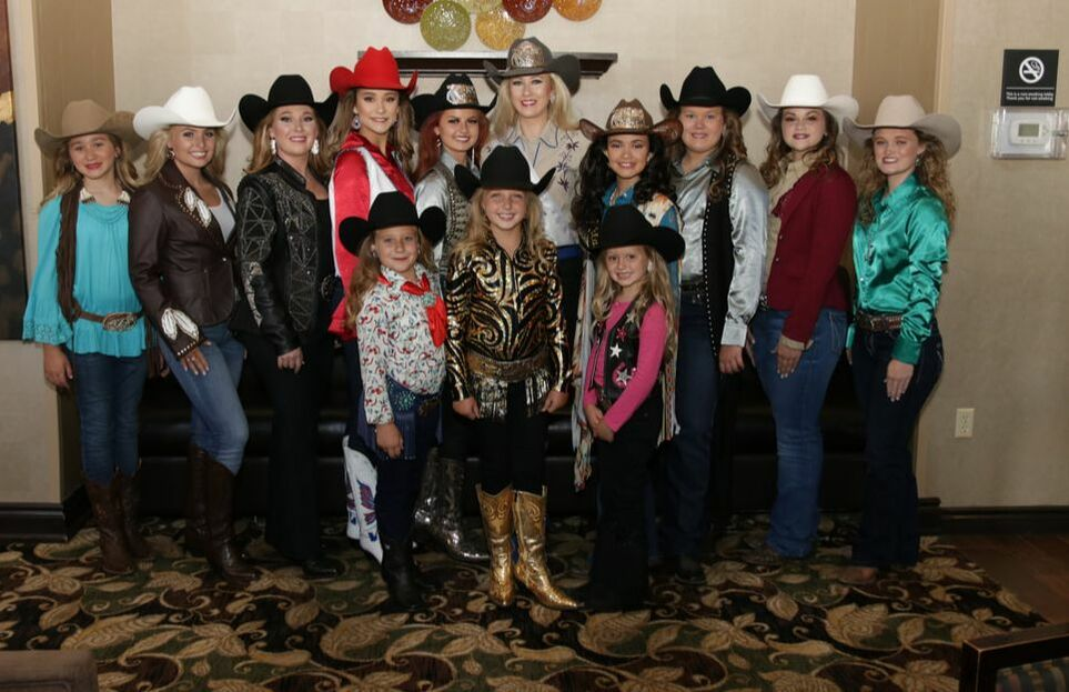 Rodeo Calendar 2020 2020 MRO Pageant Forms